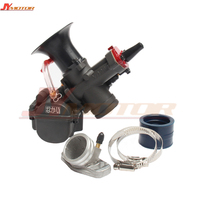 Motorcycle YD28 mm YD 28 Universal Maikuni PWK Carburetor Parts Scooters With Power Jet ATV