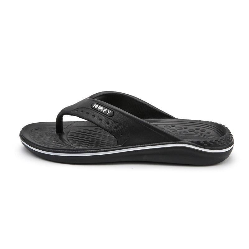 Flip-flops 100% QualitäT Flache Mit Strand Außerhalb Männer Hausschuhe Feste Fashion Sommer Flip-flops Concise Männer Schuhe Bestellungen Sind Willkommen.