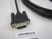 Envío Libre 6ES7 901-0BF00-0AA0, 6ES7901-0BF00-0AA0 6ES79010BF000AA0 cable de comunicación para S7-200/300 PLC y panel