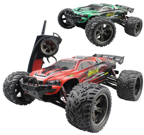 RC Car Full Proportion Monster Truck 1:12  2.4G 40+km/h Off Road Pickup High Speed Car Big Foot Vehicle Electronic Hobby Toy