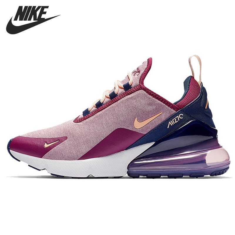 Original New Arrival 2019 NIKE AIR MAX 270 SE GEL Women s Running Shoes Sneakers