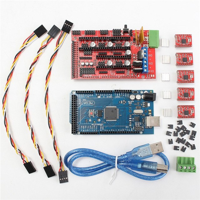 Ramps Stepper Wiring Board - Circuit Wiring And Diagram Hub •