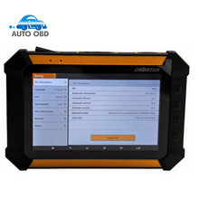 OBDSTAR X300 DP X-300DP PAD Tablet Key Programmer Full Configuration X300DP PAD