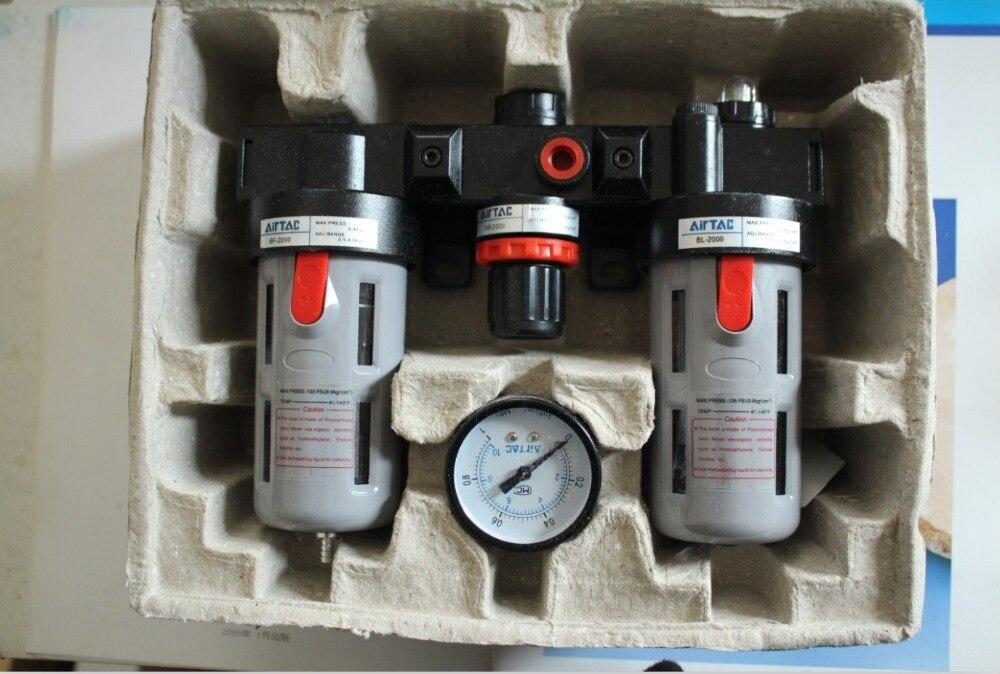 NEW original AIRTAC FRL filter BC2000 new original authentic airtac filter valve bfr4000