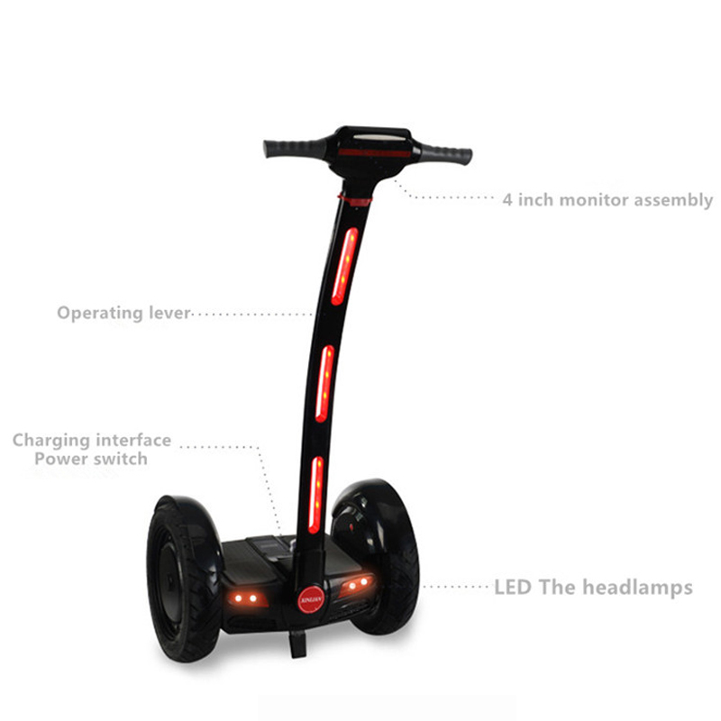 2017 Two Wheels Electric Scooter Personal Wheel Car Vehicle In Scooters From Sports Entertainment