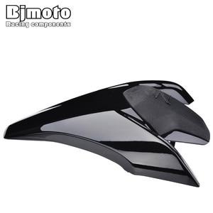 Image 3 - Bjmoto Motocross Z 900 Seat Cowl Met Rubber Pad Voor Kawasaki Z900 2017 2020 Achterlichten Cover Moto Motorfiets onderdelen