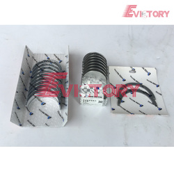 Drijfstang/drijfstang lager 4KH1 4KH1-TC Main/krukas lager voor 600 P 700 P Truck gemaakt in japan type