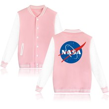 Classic Jacket and The Martian Ladies Coats loose in Autumn Jacket Wide-waisted Women Long Slim Pink