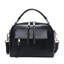1 Pc Retail Genuine leather Shoulder&Handbags Classic Women Ladies Handgas Single Shoulder Bags Hot Sale