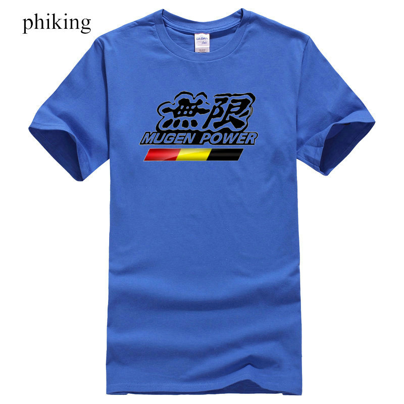 5982c1251 New Mugen Power Jazz Tuning Racinger Car Logo Men s White T Shirt S 3XL  Personalized T Shirt Custom T Shirt-in T-Shirts from Men s Clothing    Accessories on ...