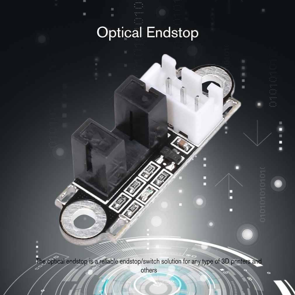 Commutateur de butée finale optique Module de capteur panneau de limite de contrôle de la lumière avec câble imprimante 3D partie CNC Arduino photoélectrique électronique