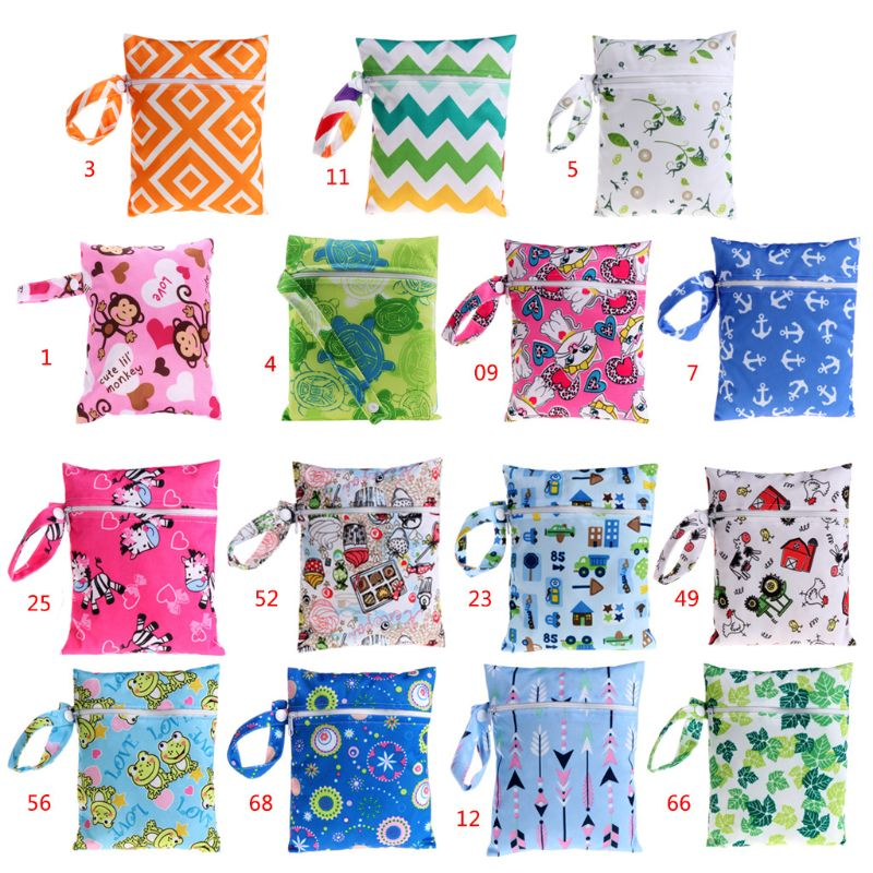 Baby Newborn Diaper Storage Bags Portable Outdoors Waterproof Stroller Organizer