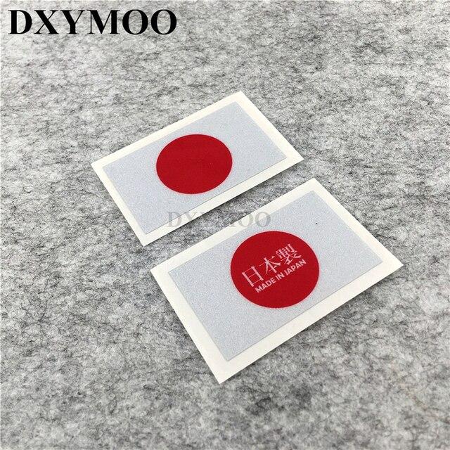 3m reflective car stickers japanese spirit motorbike made in japan vinyl decals