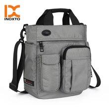 Multifunction Travel Messenger Bag Lightweight Handbag Men Women Wallet Phone Storage Outdoor single-shoulder bag