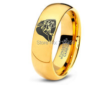 Star Wars Darth Vader Men Tungsten Wedding Ring