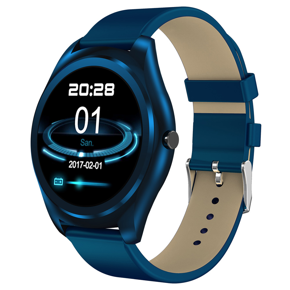 Newwear N3 Pro Smart Watch IP67 Waterproof MT2502 HD Slim Bluetooth Phone Reminder Smartwatch Heart Rate Monitor Fitness Tracker colmi v11 smart watch ip67 waterproof tempered glass activity fitness tracker heart rate monitor brim men women smartwatch