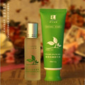 El té verde crema de depilación axila crema de depilación permanente piernas privates brazo cuerpo de depilación para hombres y mujeres S251H