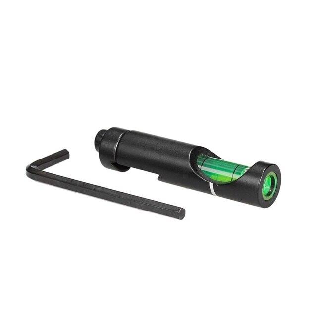 Nuovo Livello di Spirito per 11 millimetri Picatinny Guida Del Tessitore di Portata del Fucile di Montaggio Anti-tip per il Tiro di Caccia Cannocchiale Accessori