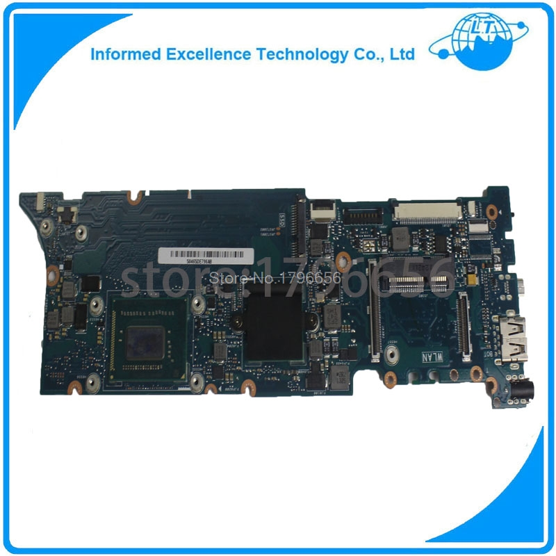 For ASUS Taichi21 Taichi 21 with i5 CPU on board Laptop Motherboard Mainboard 100% Tested for asus k501ux k501ub laptop motherboard k501ux mainboard rev2 0 i5 cpu with graphics card 100