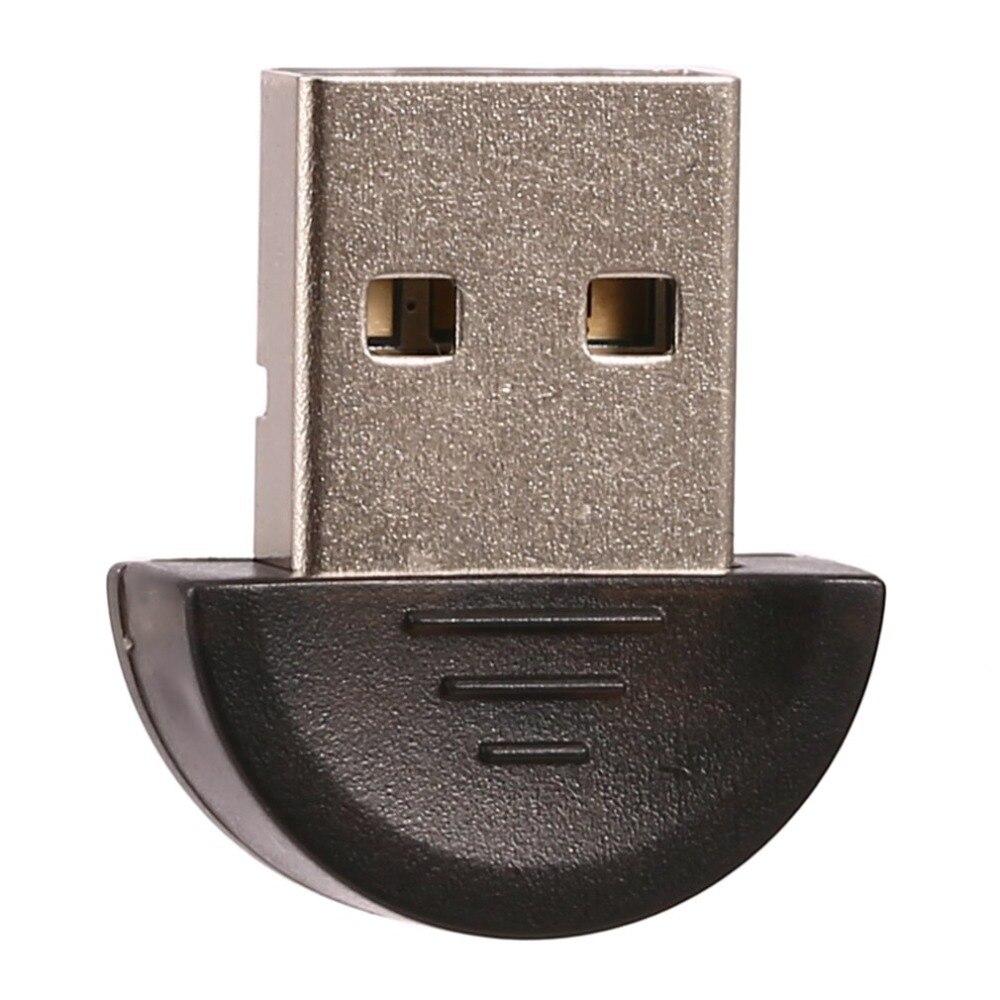Mini USB Bluetooth Adapter Wireless USB Dongle V2.0 For Laptop PC Win 7/8/10/XP