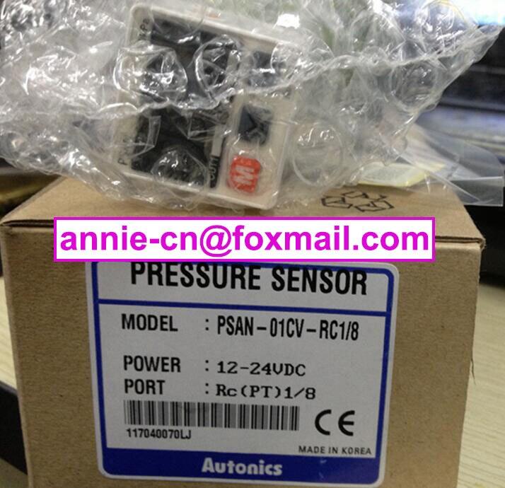 ФОТО PSAN-01CV-RC1/8   New and original  AUTONICS  Pressure switch   12-24VDC