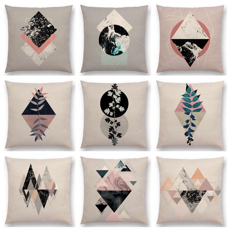 Geometric Textures Graphic Minimalism Prints Nature Woods