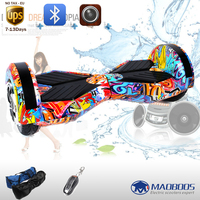 8 Inch M8 Electric Scooter Self Balance Electric Skateboard Standing Drift Hoverboard
