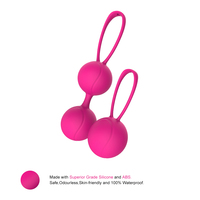 Silicone Vaginal Balls Kegel Balls Trainer Dilat Tight Encolher Vibrator Exerciser Masage Ben Wa Balls Adult Sex Toys For Woman