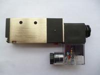 ГОРЯЧАЯ 1 ШТ. 4v210-08 5 порты 2 позиция одномагнитный пневматический воздушный зазор 1/4 «bspt ac220v