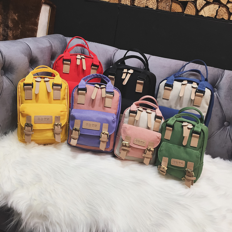 Casual Gift for Mother and Daughter Backpack Small Chain Girls Designer Children School Bag Nylon Kid Rucksack Bagpack MochilaCasual Gift for Mother and Daughter Backpack Small Chain Girls Designer Children School Bag Nylon Kid Rucksack Bagpack Mochila