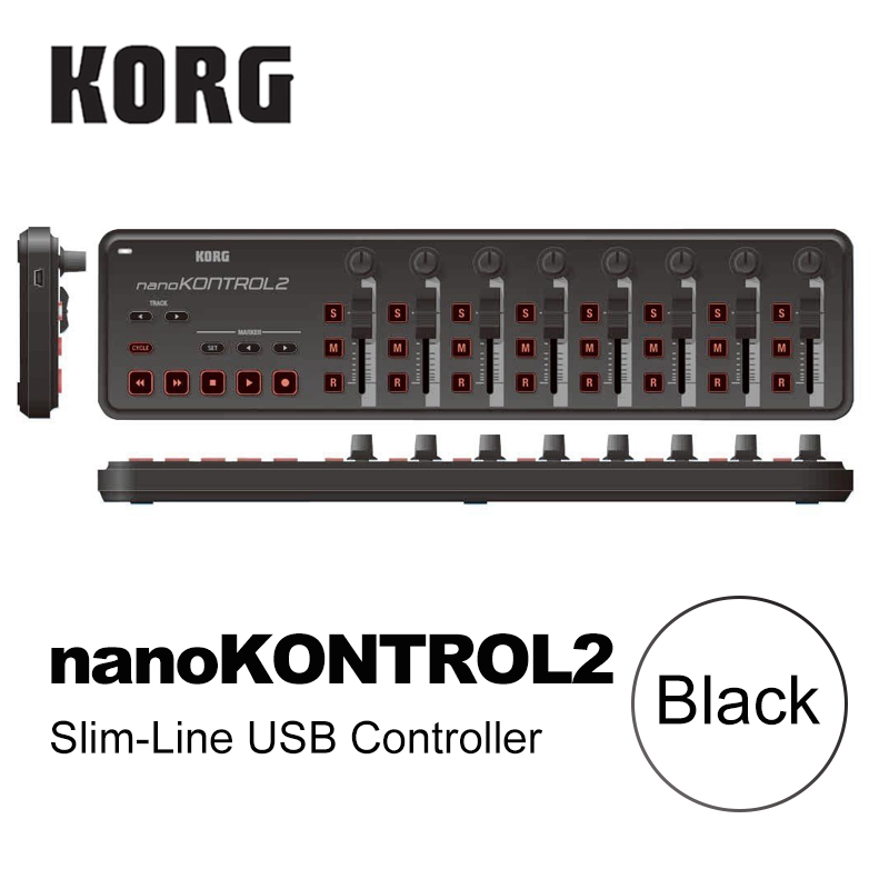 US $69 99 |Korg nanoKEY2 nanoPAD2 nanoKONTROL2 Slim Line USB MIDI Pads 16  Tripper Pads with USB Cable-in Guitar Parts & Accessories from Sports &