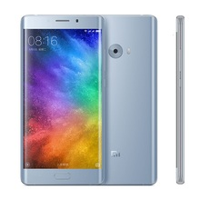Global edition Xiaomi Mi Note 2 Prime 6GB RAM 128GB Mobile Phone Snapdragon 821 Quad Core 5.7inch Fingerprint ID NFC 22.56MP cam