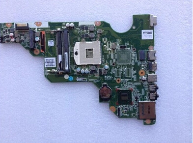 Free shipping  ! 100% tested 687701-001 687701-501 board for HP promo 650 laptop motherboard with for Intel HM75 chipset