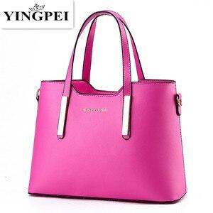 Image 2 - Femmes sacs de messager sacs à main de luxe femmes sacs concepteur fourre tout décontracté féminin haut poignée sac à bandoulière de haute qualité