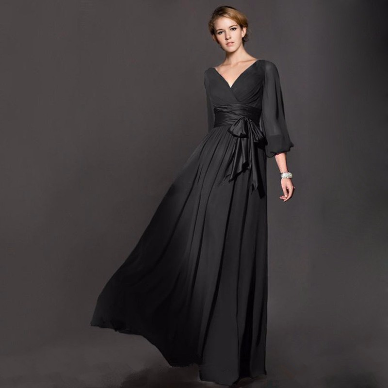 Soie Dress Black D'été Manches Longues Fête Dress wine Wbctw lavender Xxs red Femmes Grande Long Red Maxi Vintage De Robes Taille Mousseline Robe Dress À Élégantes 10xl blue OiXZTPku