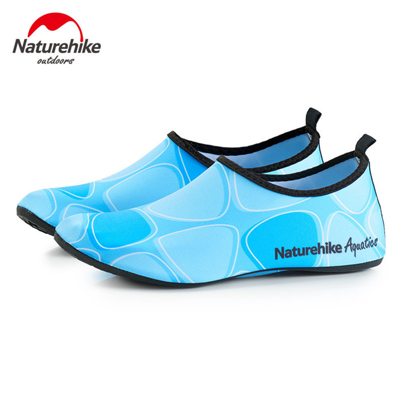 Outdoor Swimming Ultralight Elastic Water Shoes Aqua Socks Beach Shoes For Man And Woman