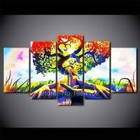 fantasy,Full Diamond Embroidery Tree of Immortality,5D,diy Diamond Painting 5 pcs,Cross Stitch,3D,Diamond Mosaic art A252