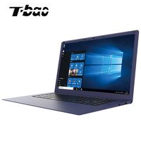 T Bao Tbook R8 Laptop 15.6 Inch 4GB RAM 64GB Windows 10 English Version Intel Cherry Trail X5 Z8350 Quad Core 1.44GHz EMMC HDMI