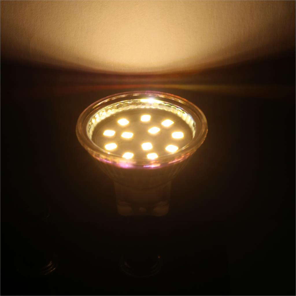 Led Bulbs & Tubes Ac/dc12v-24v Mr11 12led Lamps 4w 5730 3528 Led Bulbs Spotlight Warm White /white Light Ceiling Lights Led Spot Bulb