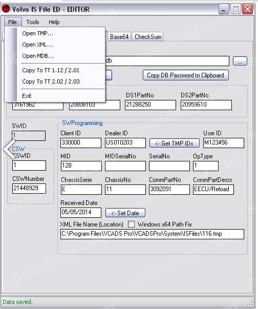 Detail Feedback Questions about Hyster PC Service Tool ( PCST ) v4
