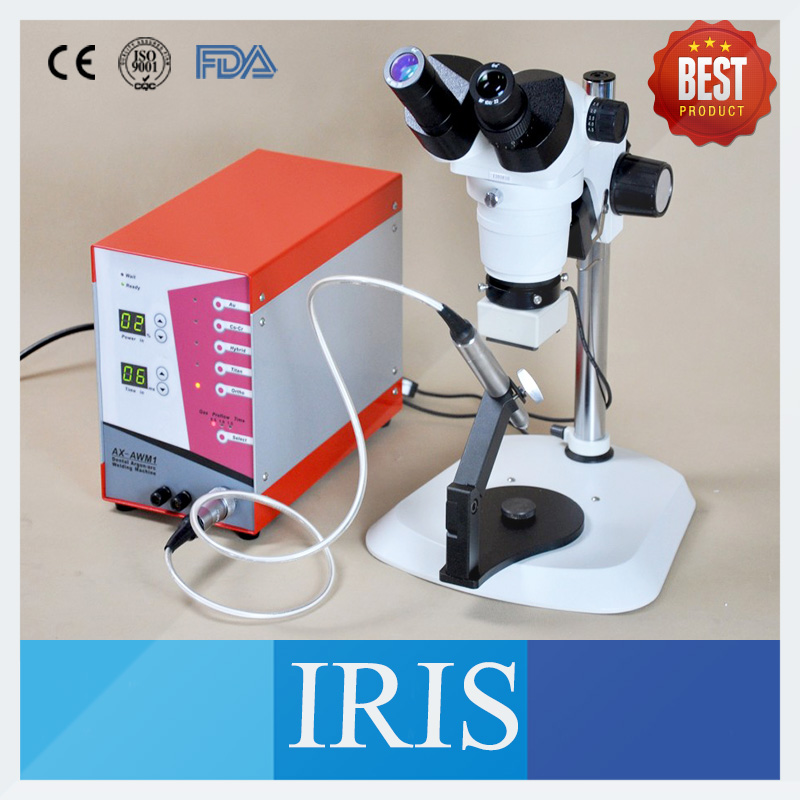 CE & ISO Approved Dental Argon Spot Welder With Telescopes Argon Arc Spot Welder Dental Soldering Machine цена