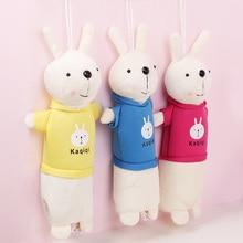 Plush Rabbit Pen Bag
