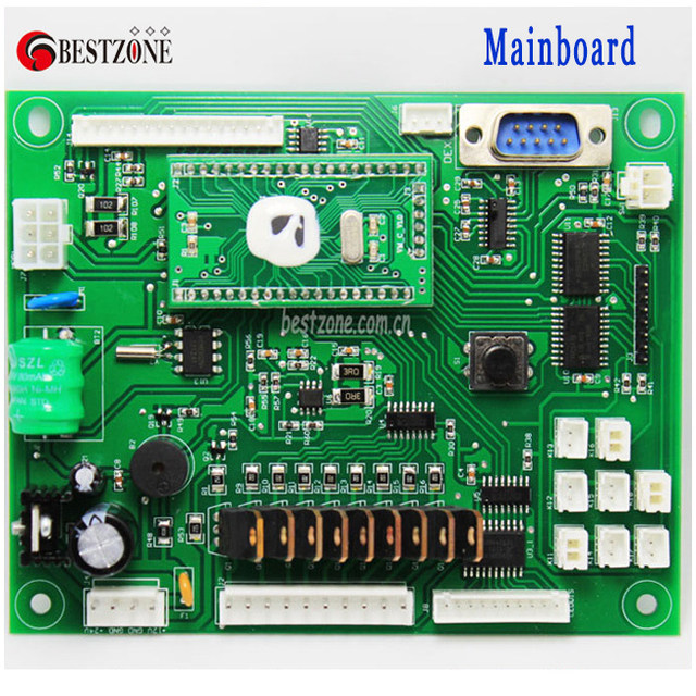 Online Shop Vending Machine controller Control Circuit Board with ...