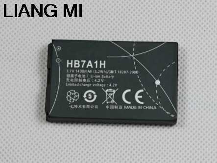 HB7A1H بطارية الهاتف المحمول لهواوي C6100 C2822 E583C راوتر C2823 C2827 C2829 E5830 E585 مع الهاتف الواقف للهدايا
