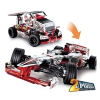1141Pcs City F1 Racing Car Model Compatible Legorate Building Blocks Sets Bricks legoed tech Toys For Children