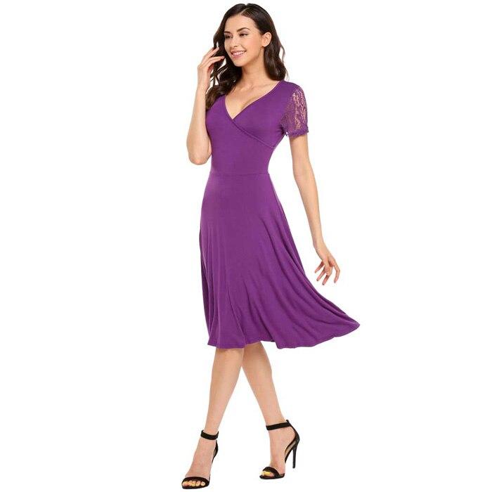 Vistoso Vestidos De Dama Azul Medianoche Composición - Ideas para el ...