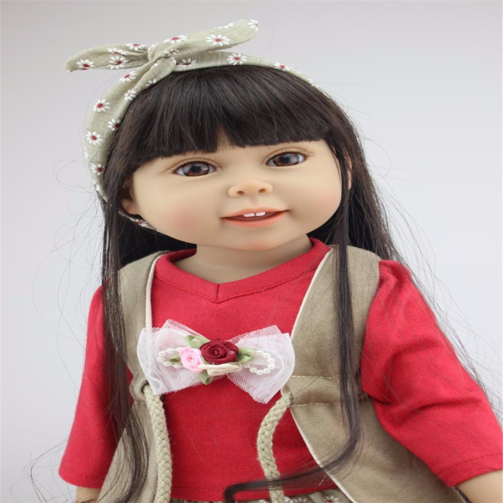 Hot Sales 18 Inch American Girl Doll Fashion Doll Like -4711