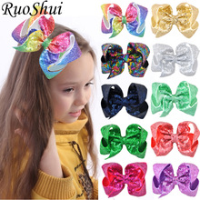 MUABABY Girls Garland Kids Cartoon Head Accessories