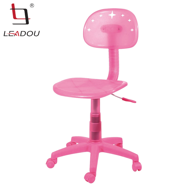 Student Chair Swivel Office Furniture Color Plastic