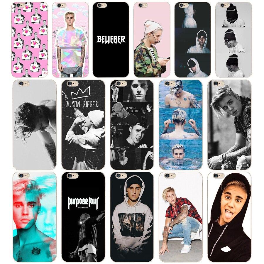 69 ZX Justin Bieber Coque souple en Silicone coques de téléphone pour Iphone 7 6 6 S 8 Plus 5 S SE Coque Fundas